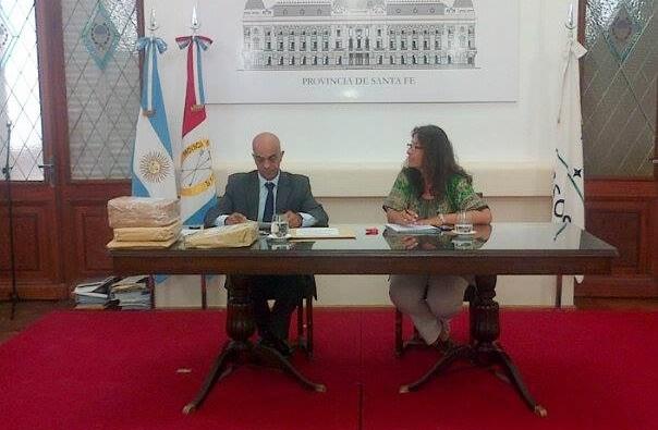Vialidad Provincial licitó obras por 150 millones de pesos para ... - RufinoWeb