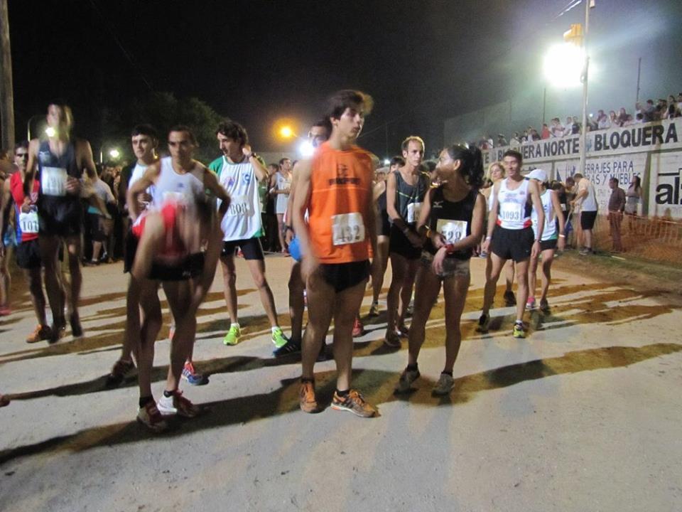 Cesar o d az quinto en la marat n de los dos a os en for Rio cuarto 230 anos