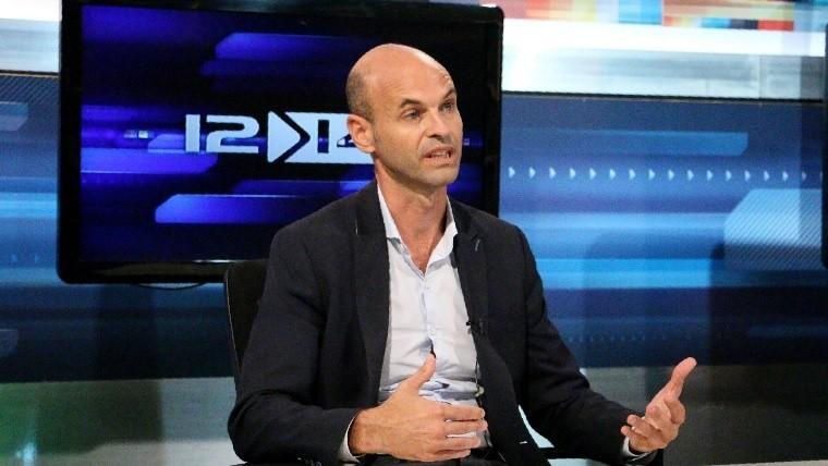Guillermo Dietrich, ministro de Transporte. (Alan Monzón / Rosario3.com)