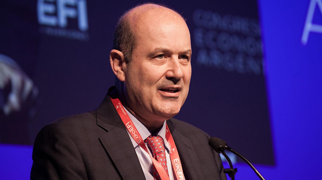 """Federico Sturzenegger, sobre la inflación: """"Aumentaremos la tasa para  alcanzar la meta del 15%"""" ? Rufinoweb.com.ar"""